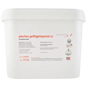 Plocher Gefluegelspezial cc Einzelfuttermittel 10kg
