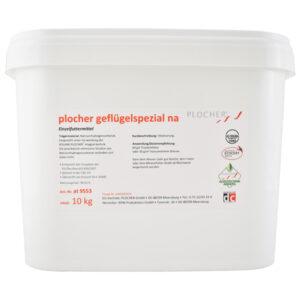 Plocher Gefluegelspezial na Einzelfuttermittel 10kg