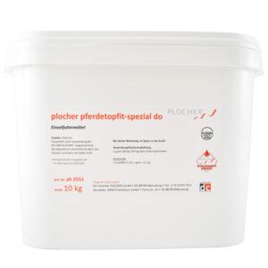 Plocher Pferdetopfit Spezial do 10kg