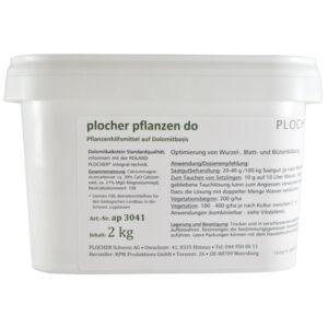 Plocher Pflanzen do 2kg