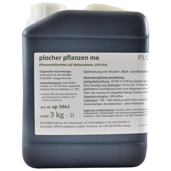 Plocher Pflanzen me 2l