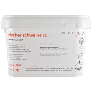 Plocher Schweine cc Einzelfuttermittel 2kg