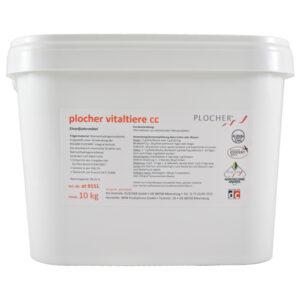 Plocher Vitaltiere cc Einzelfuttermittel 10kg