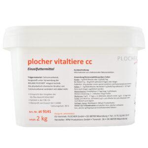 Plocher Vitaltiere cc Einzelfuttermittel 2kg
