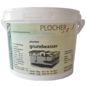 Plocher Grundwasser cc 2 kg
