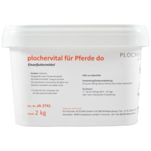 Plochervital fuer Pferde do 2kg