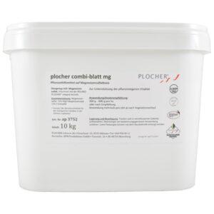 Plocher Combi Blatt mg 10kg