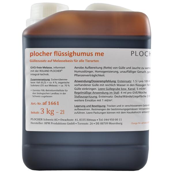 Plocher Fluessighumus me 2l