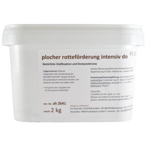 Plocher Rottenfoerderung intensiv do 2kg