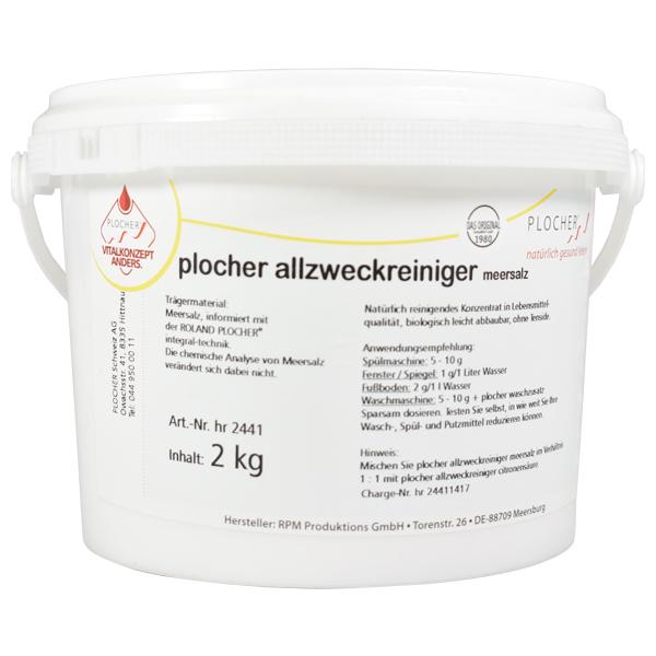 Plocher-Allzweckreinier-Meersalz-2kg
