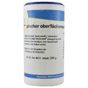 Plocher Oberflaechenwasser fuer Gartenteiche qm 200g