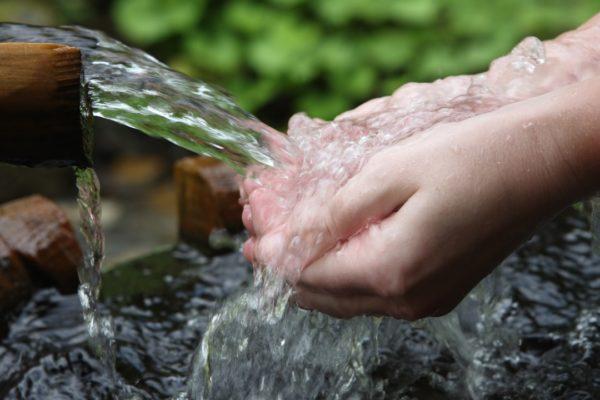 Quellwasser durch Wasservitalisierung